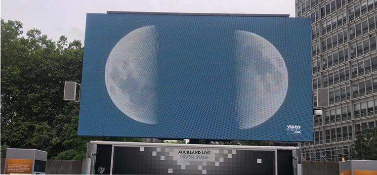 VIDEOFORMES @ Auckland Live Digital Stage