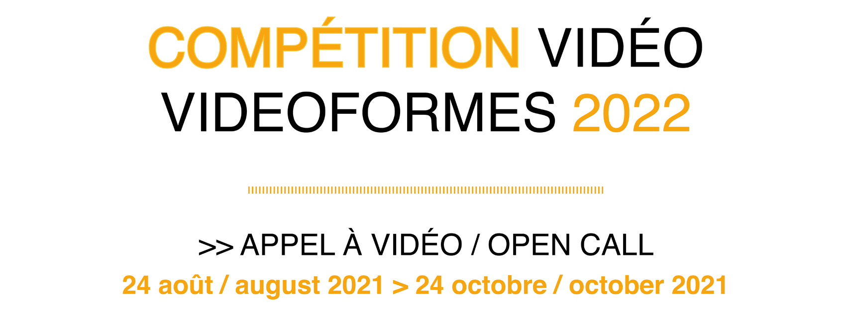 2022 Video Competition Registration